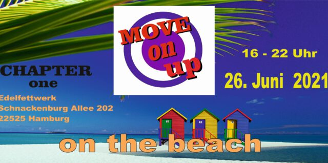 Move on Up Chapter one and two