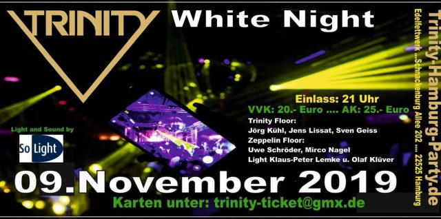 White Night Trinity-Party